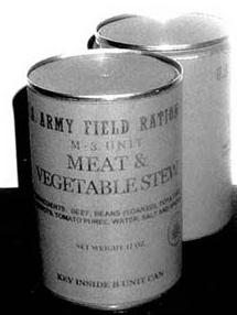 U.S. Army Field Rations, Type C
