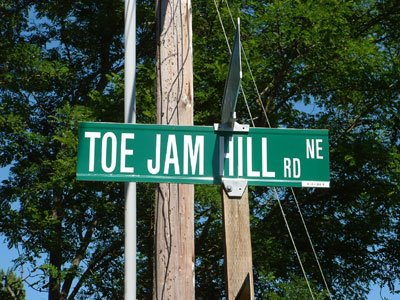 Toejam Hill Road